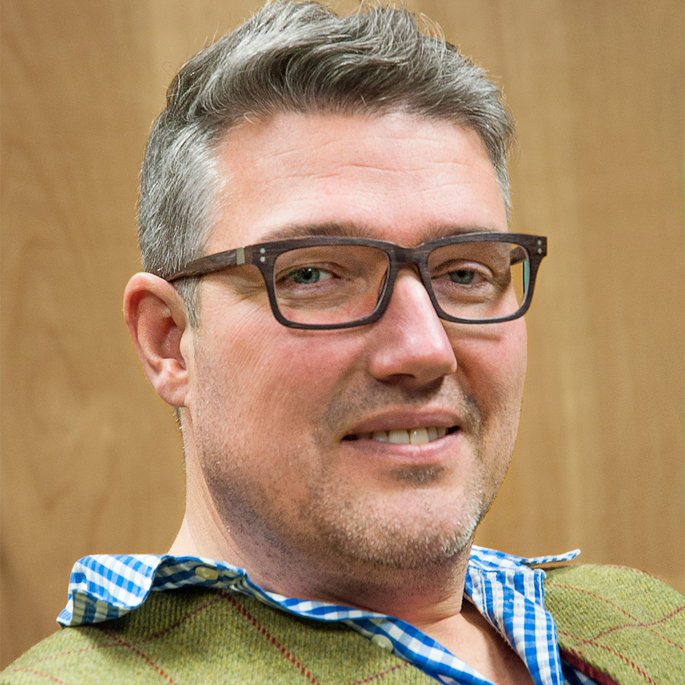 Joh Corbett, UBC Okanagan Geography Professor